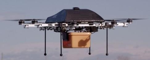 drones trasportando peste porcina africana